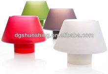 Wholesale silicon lampshade frames