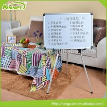 Free stading office equitment magnetic whiteboard easel