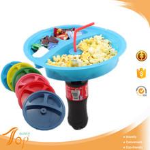 2015 Special Design Plastic Snack Tray