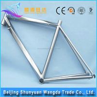 MTB Road Track BMX Titanium Bicycle Frame sale