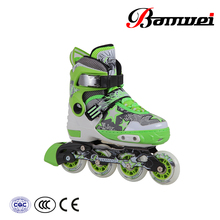Zhejiang populer sale reasonable price inline speed skates boots
