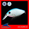 Floating crank bait long casting fishing lure