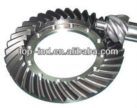 hypoid bevel gear