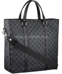 fancy design top quality breifcase BSCI factory leather breifcase