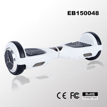 Cheap comfortable hot selling white china hoverboard self balancing scooter electric scooter