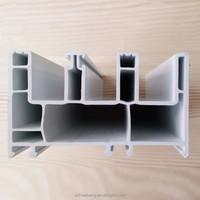 upvc u channel profile, pvc profile for sliding windows and doors