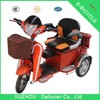 electric passenger alloy wheel motorcycle with baby seat