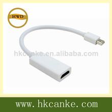 mini displayport a hdmi cable adaptador