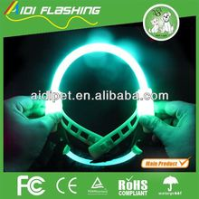 LED flashing light bar with silicone soft material for bike decoration / high power bike light