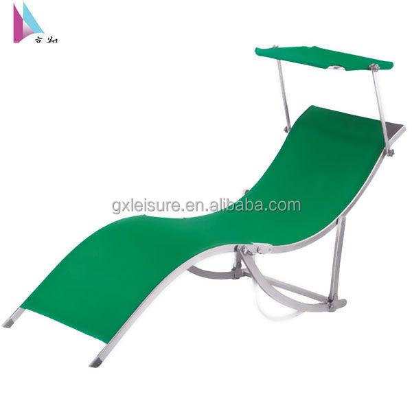 Gxb 016 Lightweight Folding Beach Lounge Chair Buy Lightweight Folding Beac