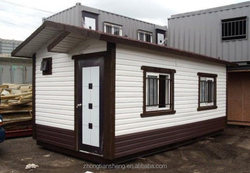 Pre Made Prefab House/20' &40' Container House/Steel Pre Made House
