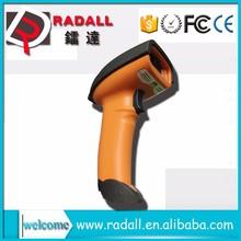 Trade Assurance! RD-8099 2D Portable Barcode Scanner Bar Code Reader Support QR Code