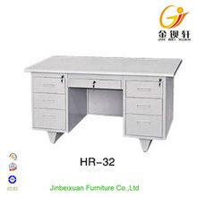 Furniture Office Desk White High Gloss Computer Desk