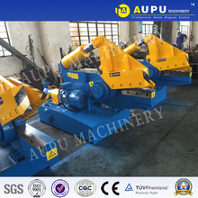 High strength Q08-100 leftover rubber cutting machine export