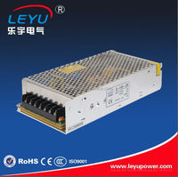 CHINA factory 12v 12a 145w switching power supplier with CE ROHS approved for led light S -145 w