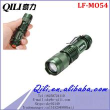 Mini Led Torch 7w Q5 Led Flashlight Focus Zoom Flashlight