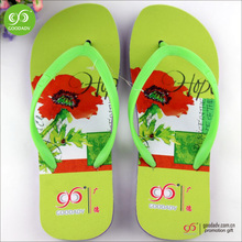 Guangzhou new design outdoor beach slippers fashion women slippers