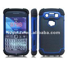 Triple Combo Cell Phone Cover For Blackberry Bold 9790