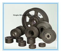 Custom cheap v belt pulley/v-belt pulley manufacturer