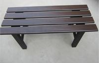 Hot-saled Cast Aluminum Outdoor Patio Bench