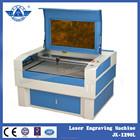 Madeira acrílico máquina de gravação a laser barato