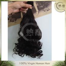 Top grade real human hair Romantic curl virgin malaysian hair