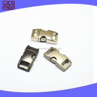 metal dog collar buckle,metal strap buckle,metal bag buckle for pet collar