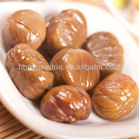 healthy chinese snack Chestnut kernels/nuts and kernels/meikeduo brand