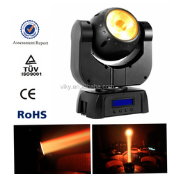 New mini magic dot with rgbw 1pc 60W led Beam moving head light