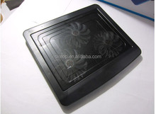 Hot 2012 New Super Slim Laptop cooling pad with 3 super fans,notebook cooling pad(VNCP-66)