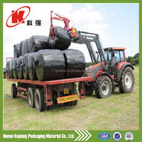 PE grass baler silage stretch wrap film for agricultural use