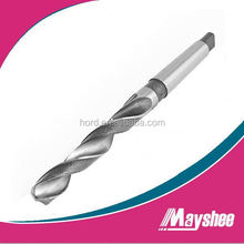 High quality twist drill HSS Morse Taper Shank drill for steels