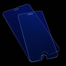 Mobile phone accessory anti blue light tempered glass screen protector for Samsung S6