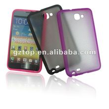 For Phone PC and TPU Galaxy note Mobile Phone Cover