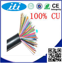 OEM factory 20 50 200 pair telephone cable our own copper material 200 pair telephone cable