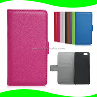 Mobile Phone leather Case For Iphone 6 Plus PU Phone Case For iphone6 Plus