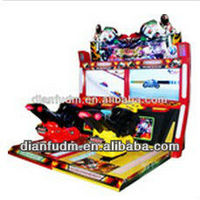 Hot sale DF0058 Motorcycle -Electronic racing car game machine