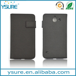 Business style cross pattern leather case for HTC,stand function and card slots