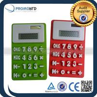 pocket silicone calculator