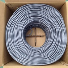 hot selling cat 6 utp cable 4 pairs network cat6 utp cable/UTP FTP lan cable CE ROHS