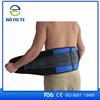 sample free training comfortable neoprene back support belt