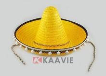 Venta al por mayor baratos de paja sombrero sombrero mexicano