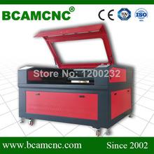 alta velocidad del cnc grabado y corte máquina BCJ1290 láser