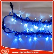 2015 flashing christmas light necklace