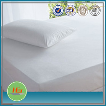 Cheap Price Single Fitted Sheet For Hotel/Home/Hospital
