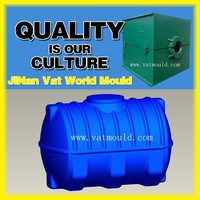 plastic HDPE new style water tank blow muld