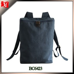 fashion designer backpack canvas backpack patterns blue canvas backpack