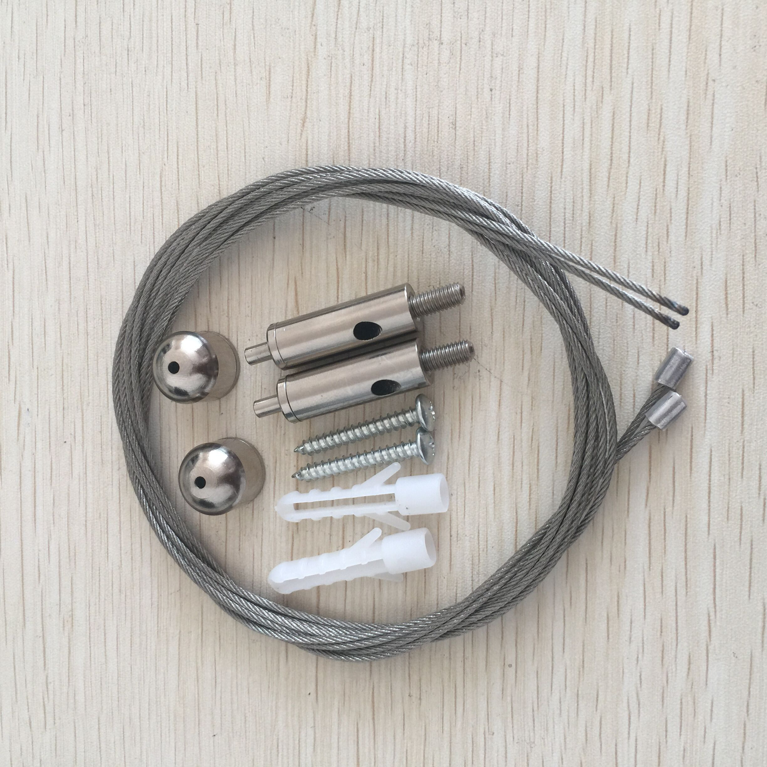 The Best And Cheapest Ceiling Attachment Hanging Stainless Wire Rope ...