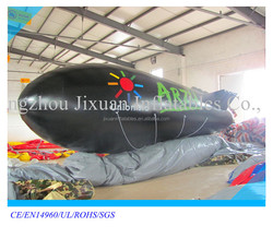 Advertising Inflatables! Giant Inflatable Balloon for Advertisements / advertisement tethered blimp / airship / zeppelin
