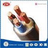 Underground Cable Copper Power Cable 4x4mm2
